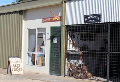 Bakehouse Arts & Crafts Edithburgh